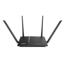 D-Link DIR-825/EE wireless AC1200 dual band gigabit router with external antenna