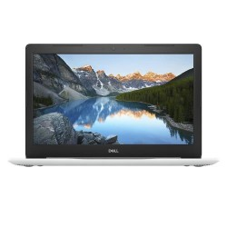 "Notebook Dell Inspiron 5570, 15.6"" FHD, Ci5-8250U, 4GB, 256GB SSD, Radeon 530 4GB, Win10., White"