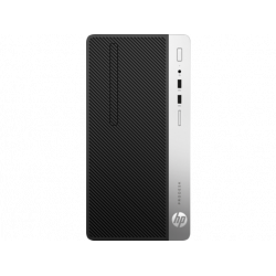 Desktop HP ProDesk 400 G4 Microtower PC, Intel Core i5-7500, 8GB, 256GB, Intel HD Graphics 630, Win 10 Pro 64, 5 Year