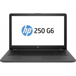 Notebook HP 250 G6, Core i5-7200U, 8GB, 256GB, FreeDOS, 1 Year
