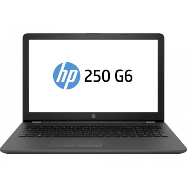 Notebook HP 250 G6, Core i3-6006U, 4GB, 500GB, UMA, Win 10 Pro, 1 Year