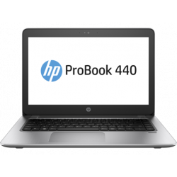 Notebook HP ProBook 440 G5, Core i5-8250U, 8GB, 256GB SSD, UMA, Win 10 Pro, 1 Year