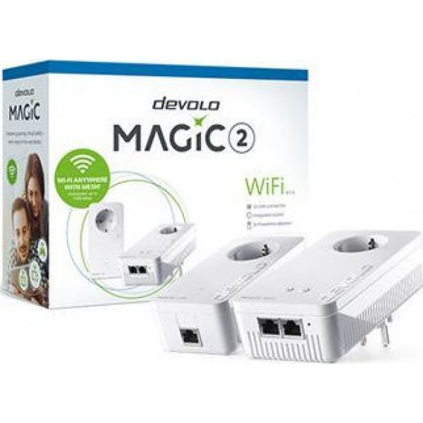 DEVOLO POWERLINE MAGIC 2 WIFI 2-1-2