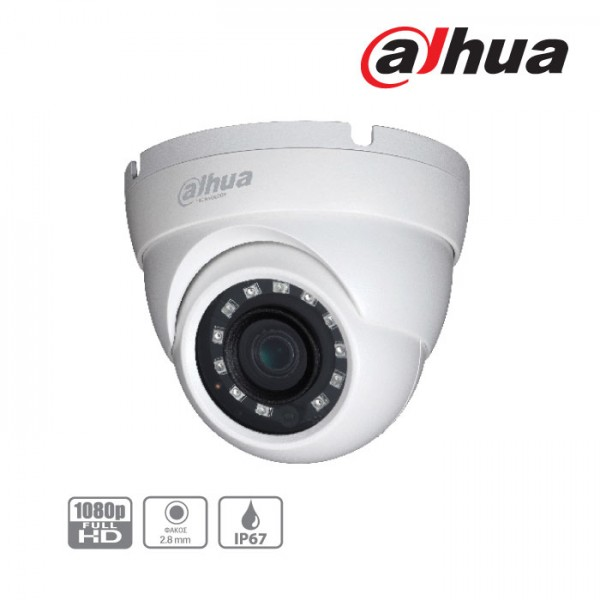 Dahua HAC-HDW1220M Dome Camera 2MP