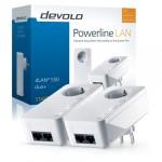 DEVOLO POWERLINE dLAN 550 DUO+ STARTER KIT