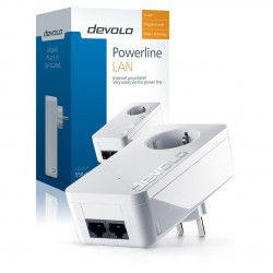 DEVOLO POWERLINE dLAN 550 DUO SINGLE
