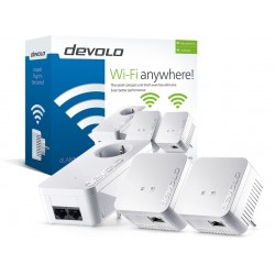 DEVOLO POWERLINE dLAN 550 WiFi NETWORK KIT