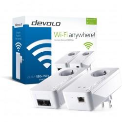 DEVOLO POWERLINE dLAN 550+ WiFi STARTER KIT